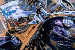 automotive prints art lory lockwood