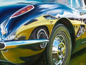 Vette on Vette by Lory Lockwood